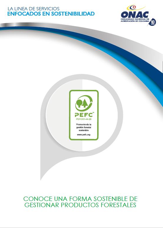 Brochure PEFC