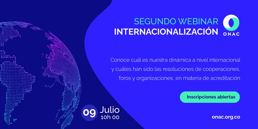 Webinar Internacionalización